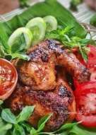 Ayam bakar saos tomat #Recooked_Susan_Gracia
