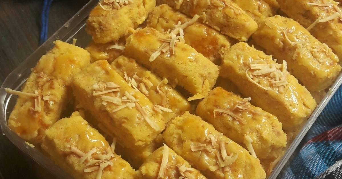 Resep Cake Berhantu Ncc: 68 Resep Kastengel Ncc Enak Dan Sederhana