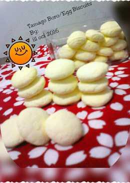 Tamago Boro/Egg Biscuits Batita suka