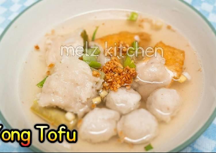 Bakso Ikan (Yong Tofu)