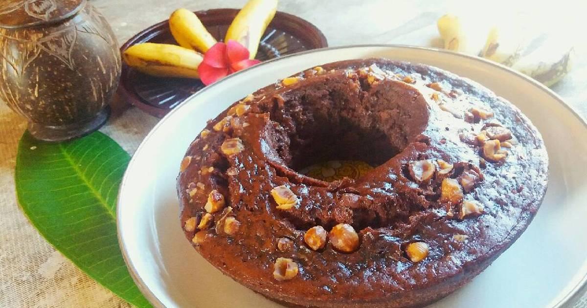Resep Cake Pisang Kukus Ncc: Resep Cake Kukus Coklat Pisang Oleh Linda DP