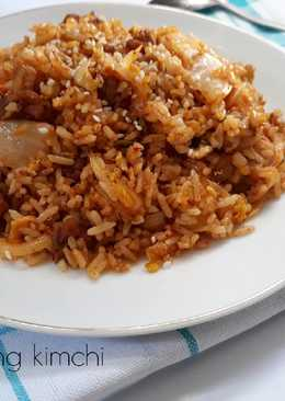 Nasi Goreng Kimchi 김치 볶음밥