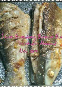 Ikan Bandeng Bakar Bumbu