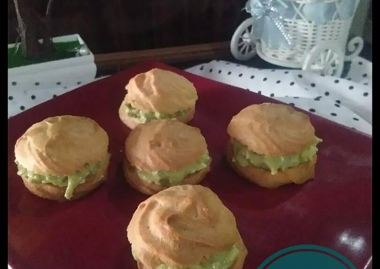 Soes Avocado #PekanINSPIRASI #BikinRamadanBerkesan#ketopad
