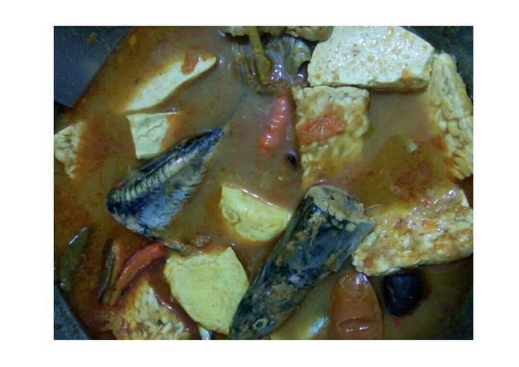 Resep Asam padeh Tongkol (ala rumah makan padang) Karya Ala ala ayang