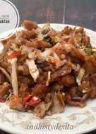 Ayam Suwir Sambel Matah