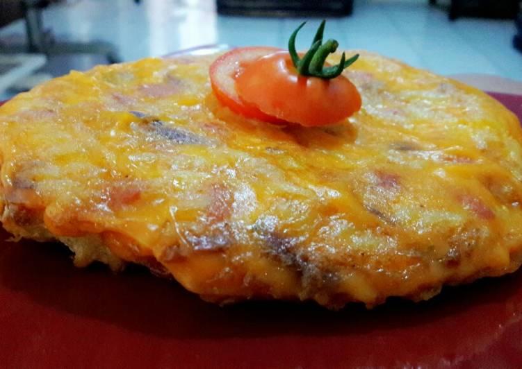 Macaroni Cheese Pan
