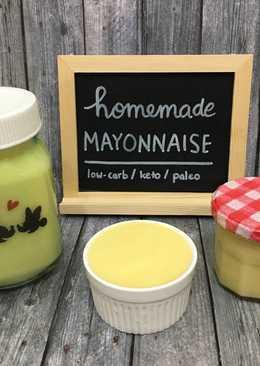Homemade Keto Mayo