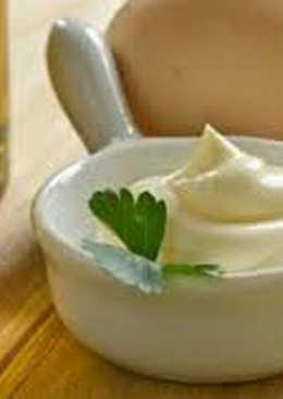 Membuat mayonaise lezat, cepat dan irit (rp. 12.000) per kilogram nya