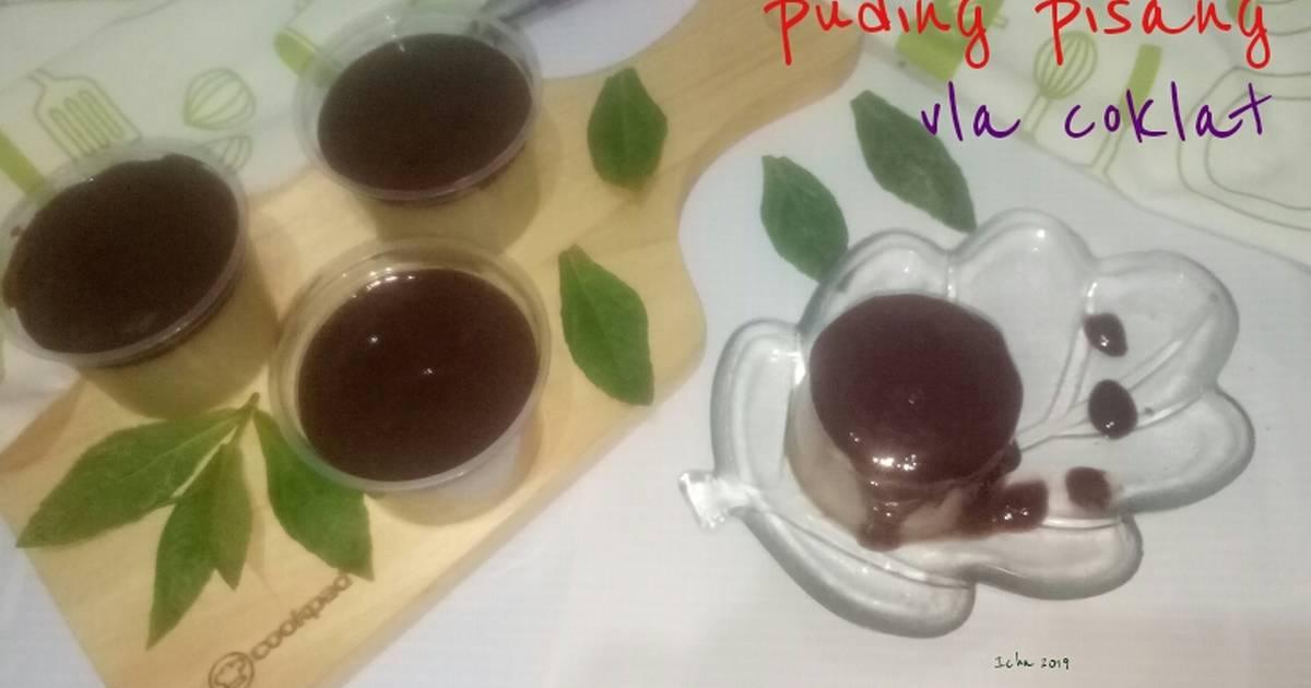 1.166 resep puding coklat vla enak dan sederhana - Cookpad