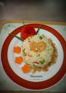 Nasgor ebi buncis wortel #BikinramadanBerkesan