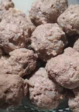Bakso daging debm (No tepung Keto)
