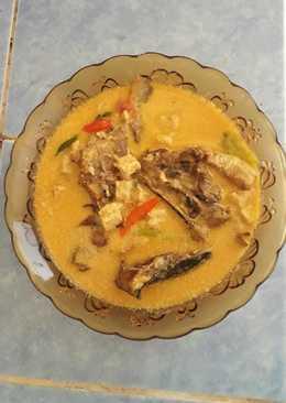 Patin masak kuning