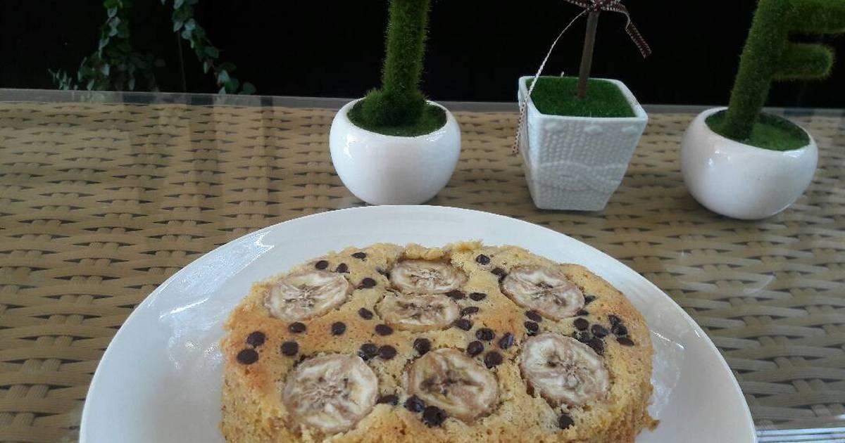 Resep Banana Cake Ala Jepang: Cake Pisang