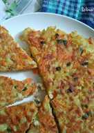Macaroni Goreng Telur / Dadar Macaroni