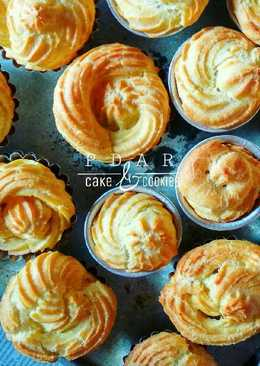 Kulit Sus / Coux Pastry