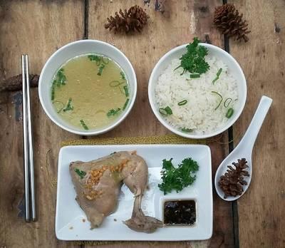Nasi Ayam Hainan ricecooker #pr_asianfood