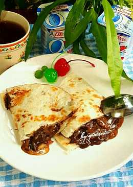 10 Resep Tortilla Isi Coklat Enak Dan Sederhana