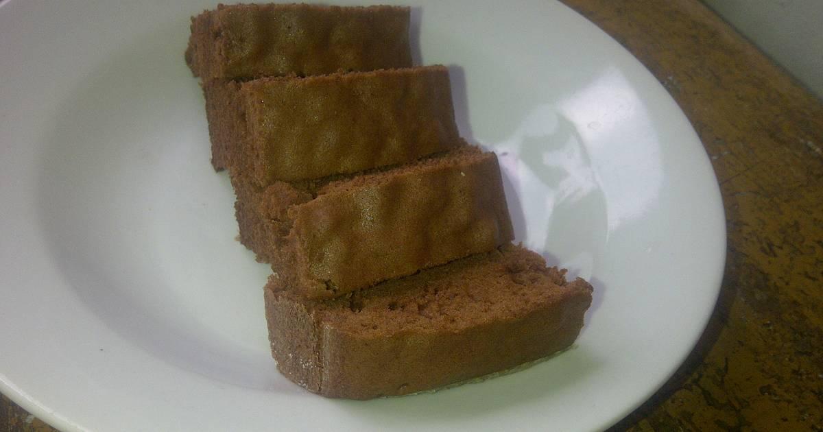 Resep Bolu coklat empuk/ Smoothie cake chocolate