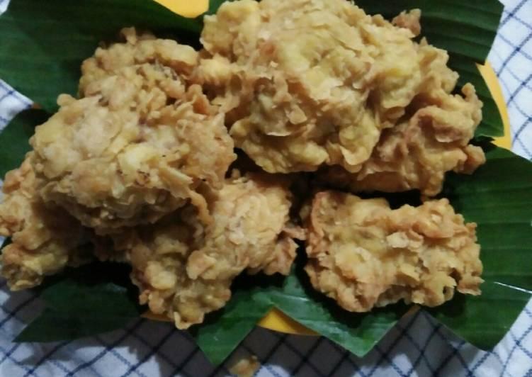 Ayam kentucky #BikinRamadanBerkesan