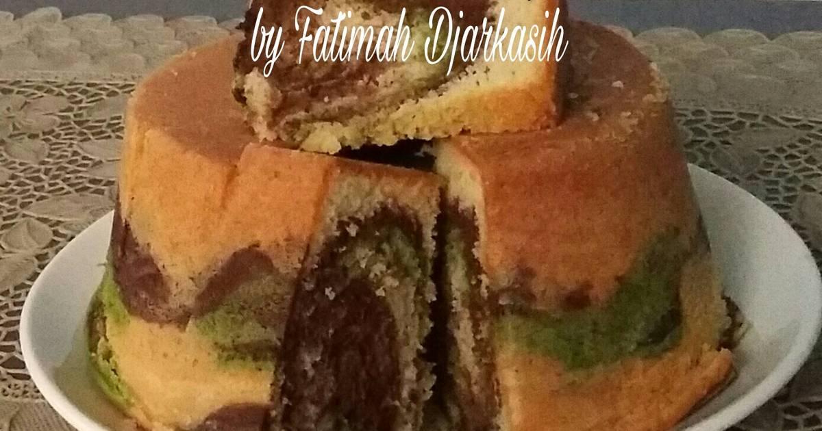 Resep Bolu Jadul Full Wisman: 124 Resep Cake Marmer Jadul Enak Dan Sederhana