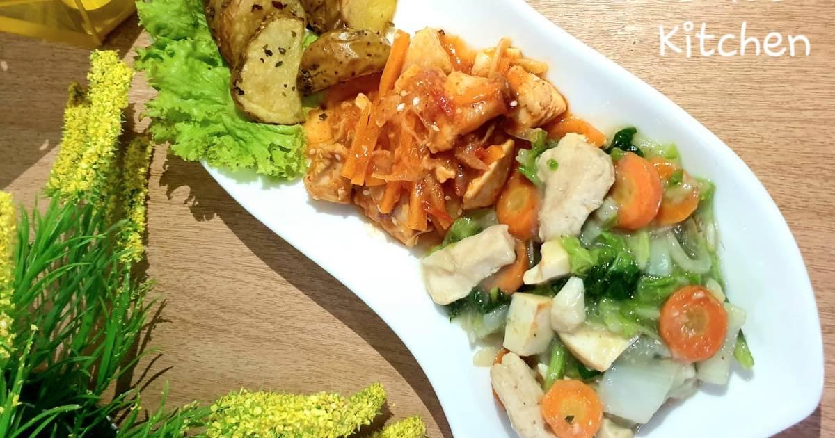 Diet Cepat dan Sehat dengan Sayuran, Jauh Lebih Aman dan Menyenangkan