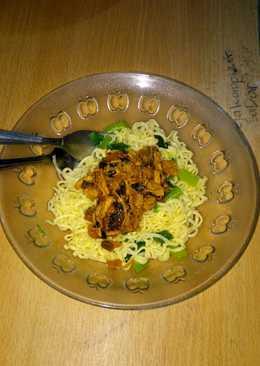 Mie Ayam Homemade -Praktis & Enak-