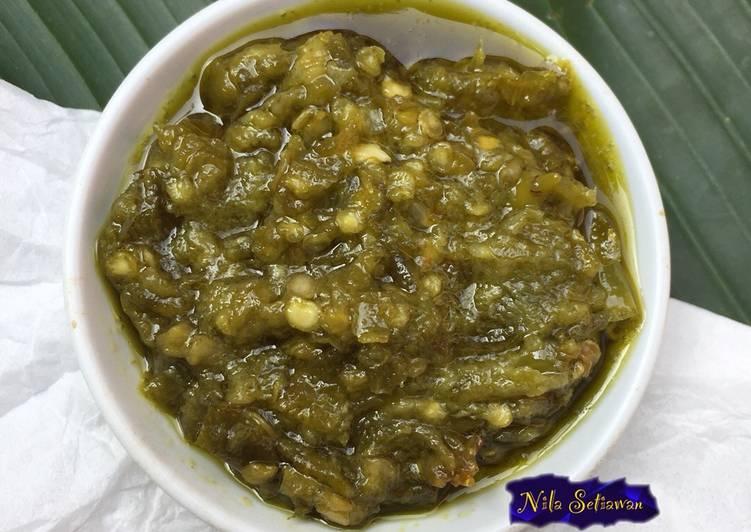resep sambal ijo khas padang oleh nila setiawan wipn kitchen cookpad rh cookpad com