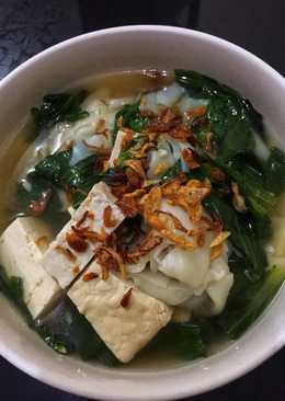 Sup Pangsit Tahu