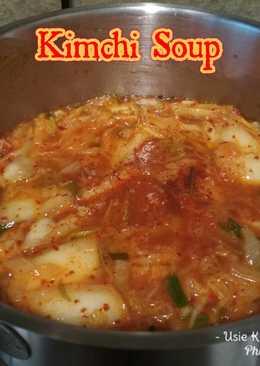 Kimchi Soup Simple