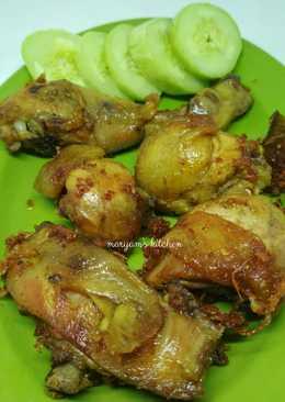 07.Ayam Goreng Lengkuas #bikinramadanberkesan #ramadhanday6