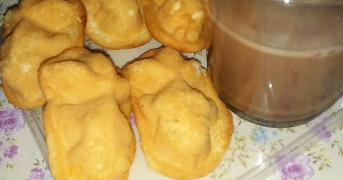 Resep Kue bolu kering ( kue bhoi aceh)