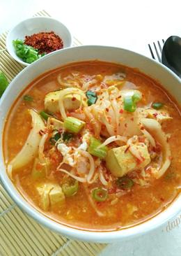 Sundubu Jjigae / SUP TAHU PEDAS korea (#pr_recookmasakanberkuah)