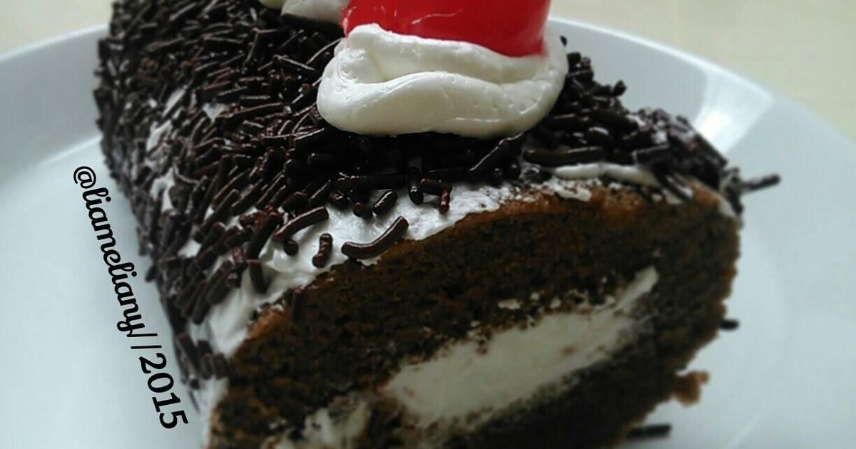 Resep Kue Bolu coklat kukus