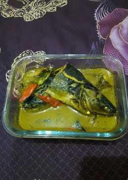 #Ikan Patin bumbu kuning