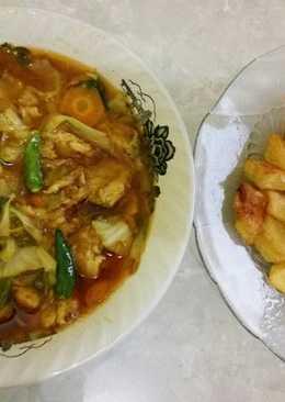 Resep Ayam Suwir Ala Sunda