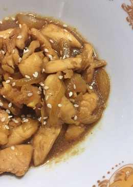Simple Chicken Teriyaki