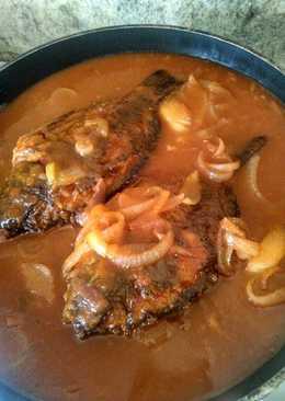 Ikan Nila Saos Asam Pedas Manis endess🐟😘 #BikinRamadanBerkesan