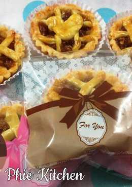 Apple Pie tanpa kayu manis