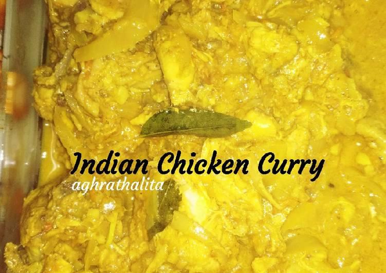 33. Kari Ayam Ala India