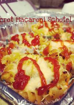 Macaroni Schotel Bekal Anak