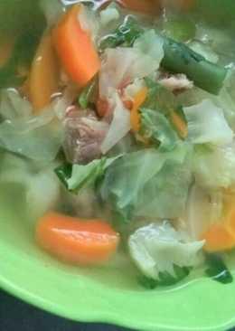 Sop Daging Sayur