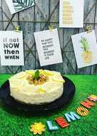 Lemon new york cheesecake 🍋 # ketopad #keto