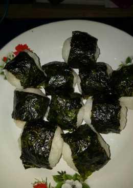 Onigiri mini tuna mayo