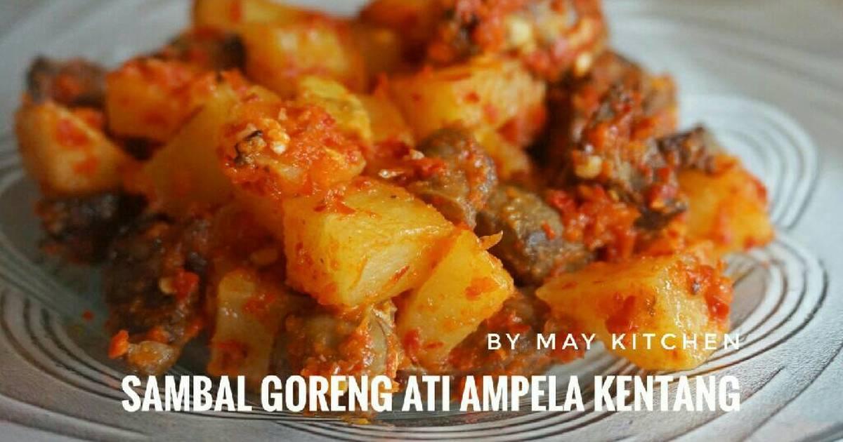 184 resep sambel goreng ati ampela kentang enak dan ...
