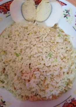 Chahan/nasi goreng ala Jepang