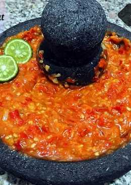 Sambal Tomat
