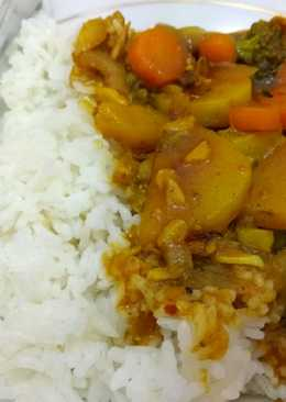 Kari Jepang (Japanese Curry) Sederhana