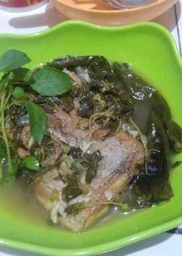 Sayur Cobek ikan Nila