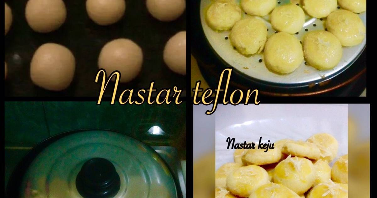 Resep Nastar teflon lembut